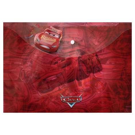 Lisanslı Çıtçıt Dosya - Kırmızı