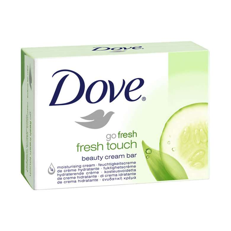Dove Go Fresh Güzellik Sabunu - Fresh Touch 100 gr