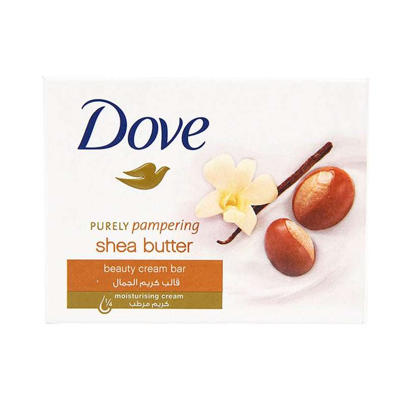 Dove  Shea Butter Güzellik Sabunu - Purely Pampering 100 gr