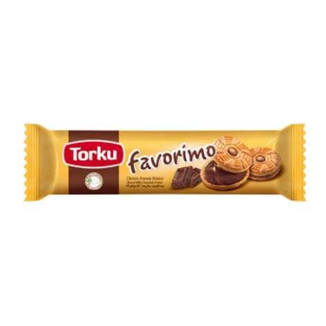 Torku Favorimo Bisküvi Çikolata Kremalı 76g