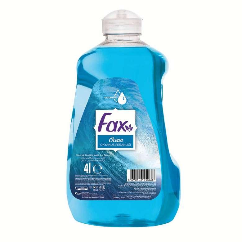 Fax Sıvı Sabun Okyanus Ferahlığı 4 litre