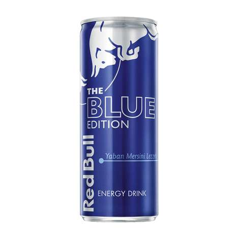 Red Bull Enerji İçeceği Blue Edition 250 Ml