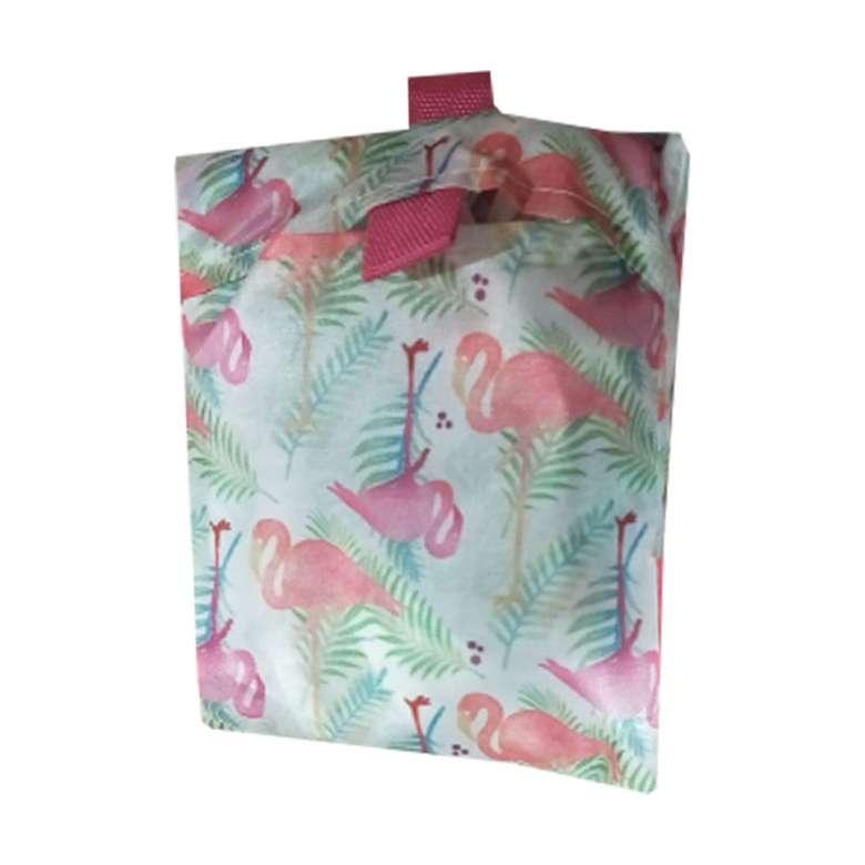 Gondol Alışveriş Çantası Flamingo