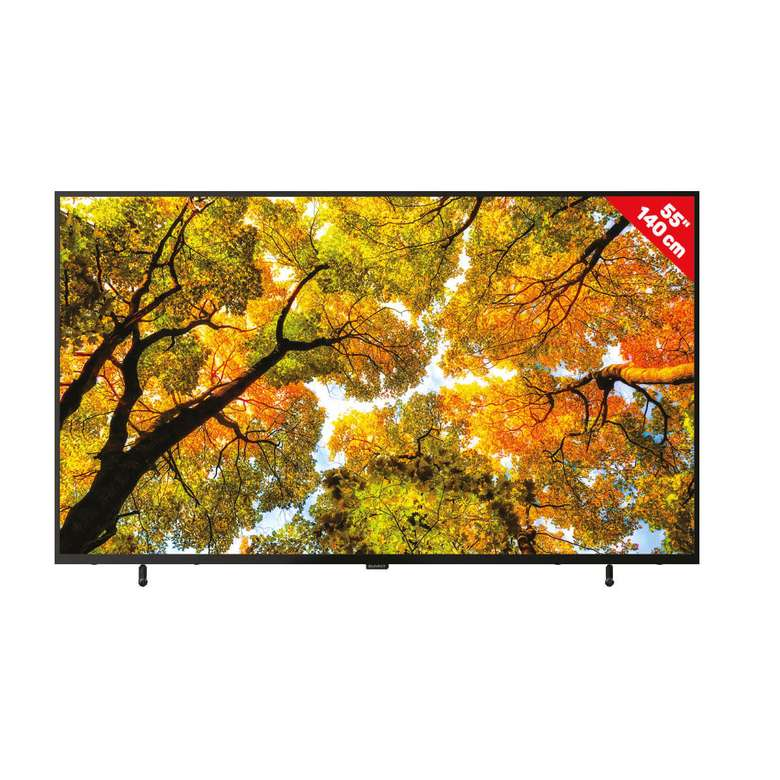 Sunny SN55UIL08 55'' Ultra HD Smart Led TV