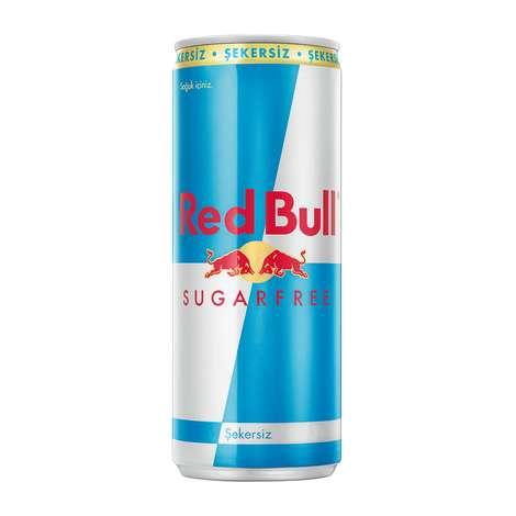 Red Bull Enerji İçeceği Şekersiz 250 Ml