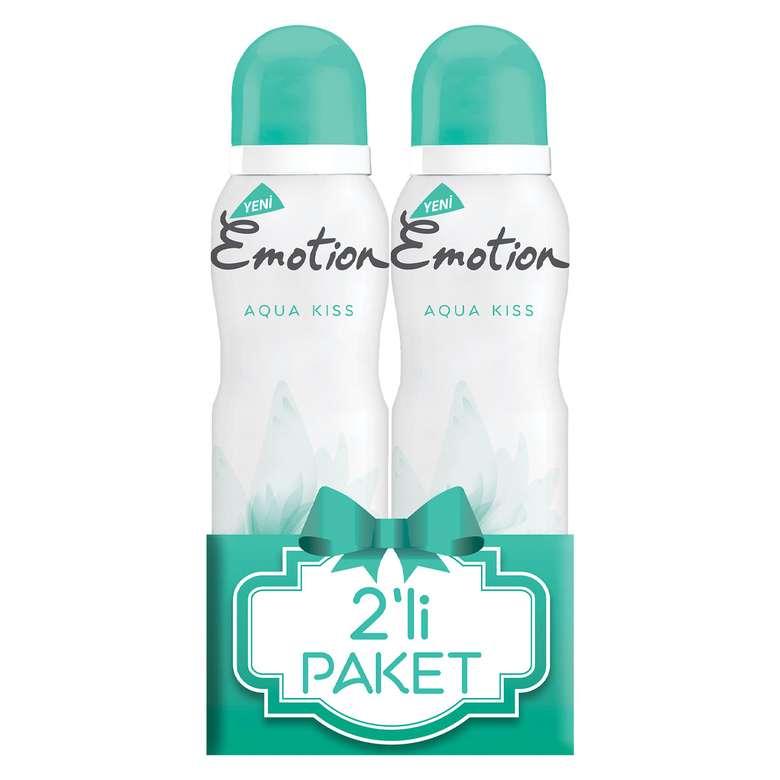 Emotion Deodorant  Ocean Fresh 2x150 ml