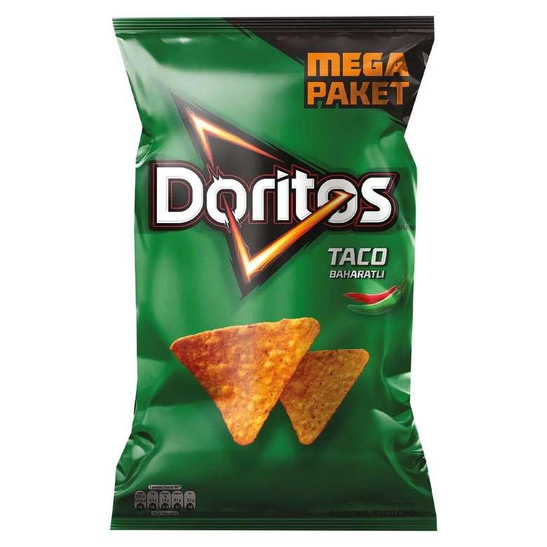Doritos Taco Baharatlı Cips Mega Boy