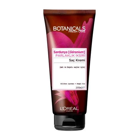 L'oreal Botanicals Sardunya Parlaklık İksiri Saç Kremi 200 ml