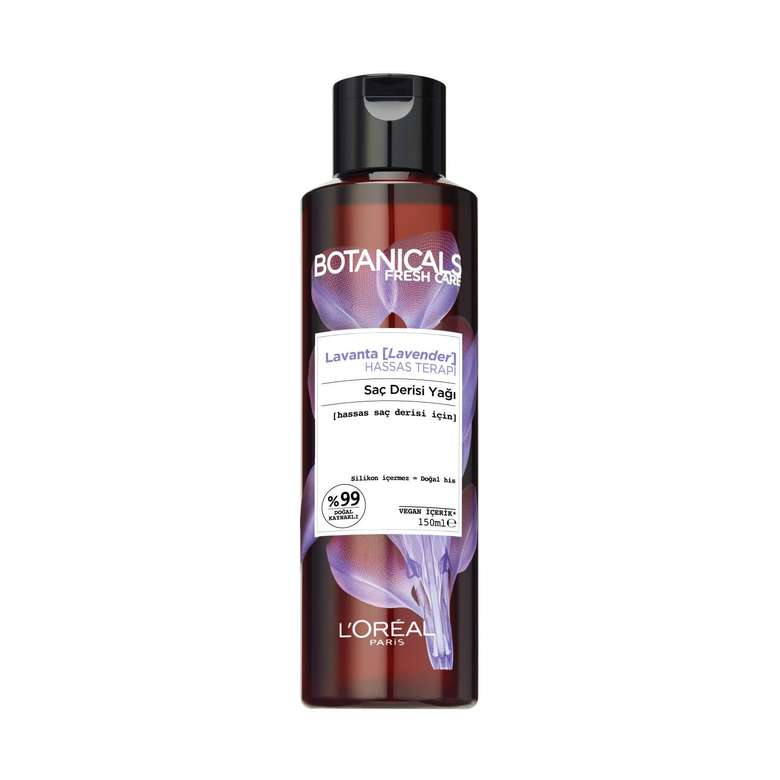 L'oreal Botanicals Hassas Terapi Lavanta Saç Derisi Yağı 150 ml