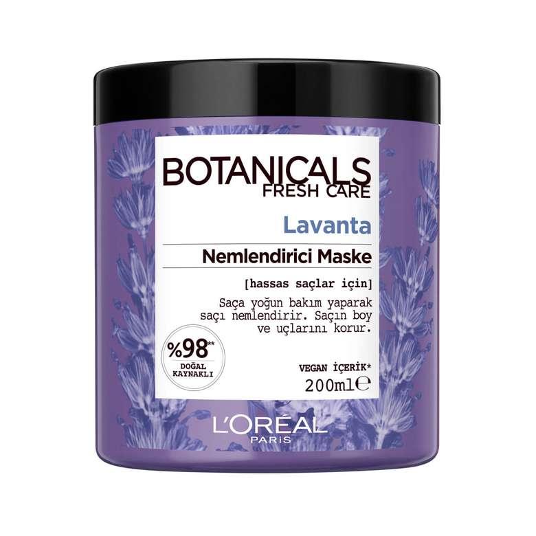 L'oreal Botanicals Nemlendirici Saç Maske Lavanta 200 ml