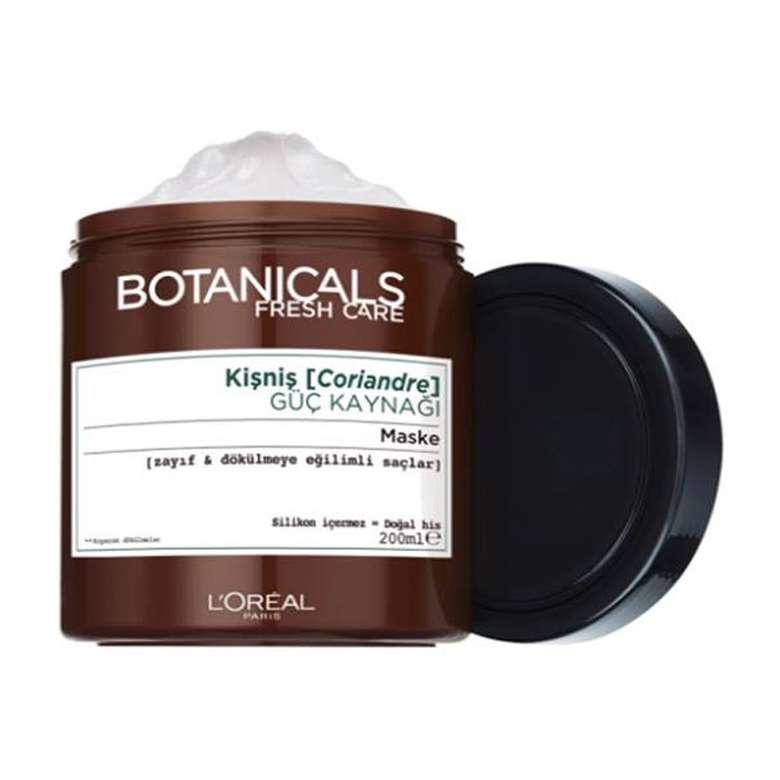 L'oreal Botanicals Güç Kaynağı Kişniş Saç Maskesi 200 ml
