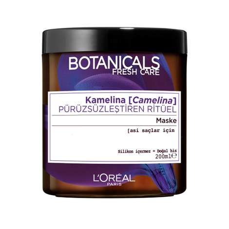 L'oreal Botanicals Pürüzsüzleştiren Ritüel Kamelina Saç Maskesi 200 ml
