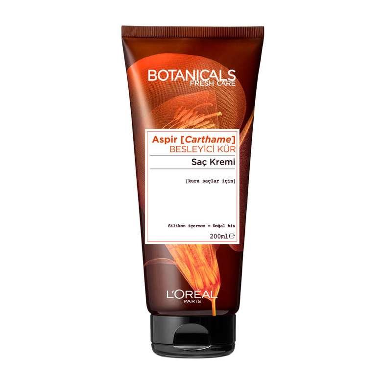 L'oreal Botanicals Parlaklık İksiri Aspir Besleyici Kür Saç Kremi  200 ml