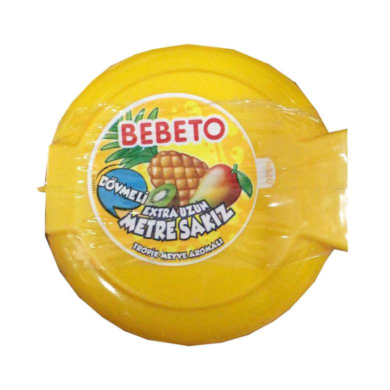 Sakız Metre 36 G Bebeto Tropik Meyve Aro