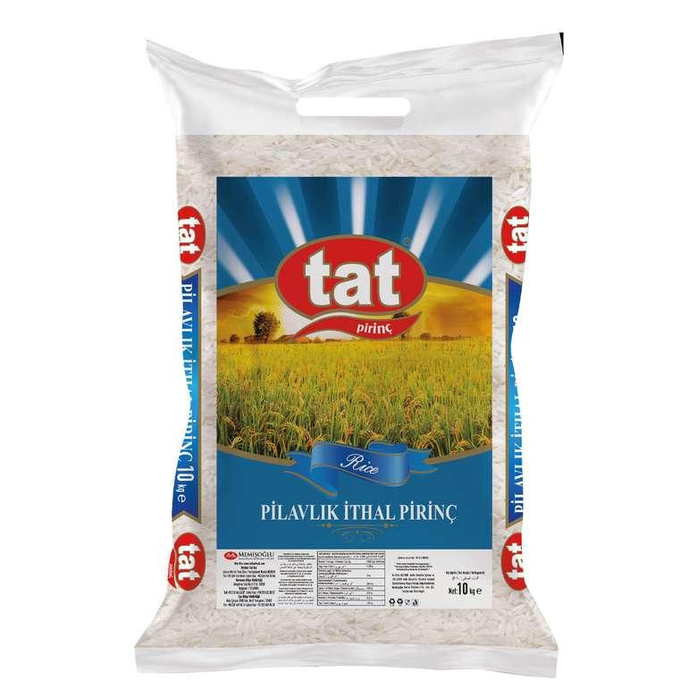 Tat Pirinç Pilavlık İthal 10.000 G