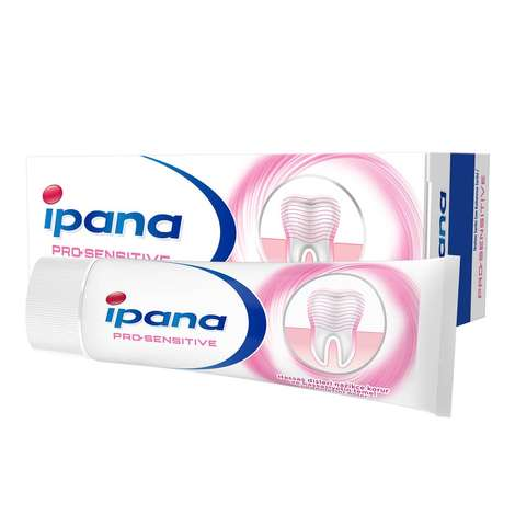 Ipana Diş Macunu Pro-Sensitive 75 ml