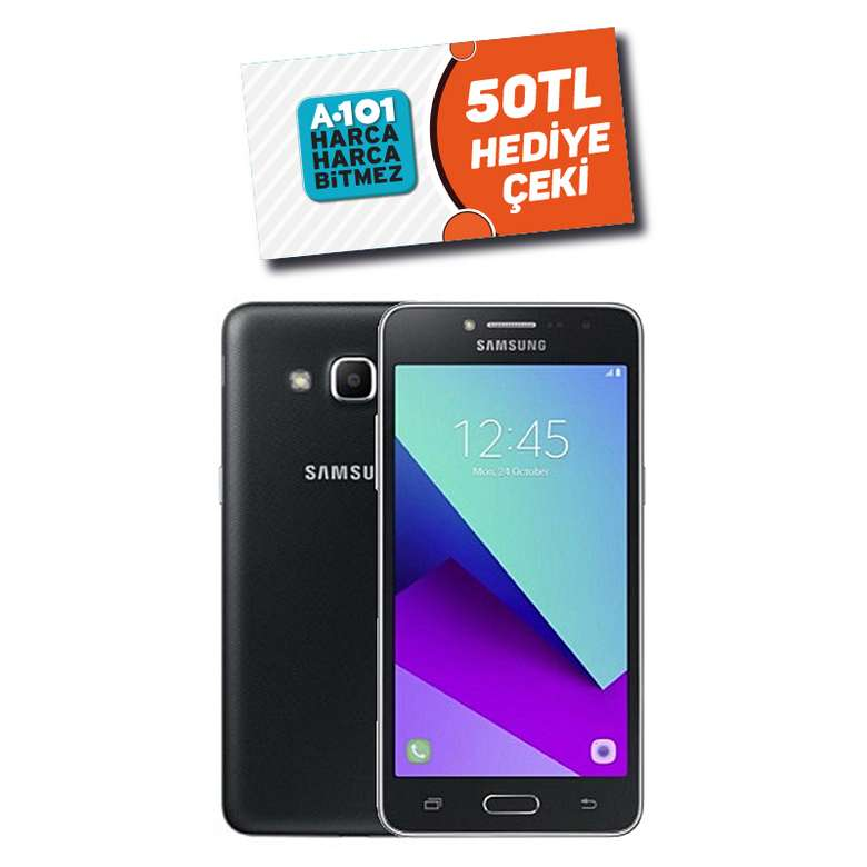 Samsung G532 8 GB Cep Telefonu - Absolute Black