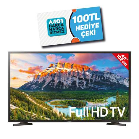 Samsung Tv 40'' UE40N5000 Full Hd Tv