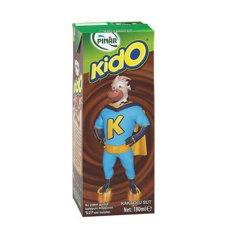Pınar Kido Süt Kakaolu 180 Ml
