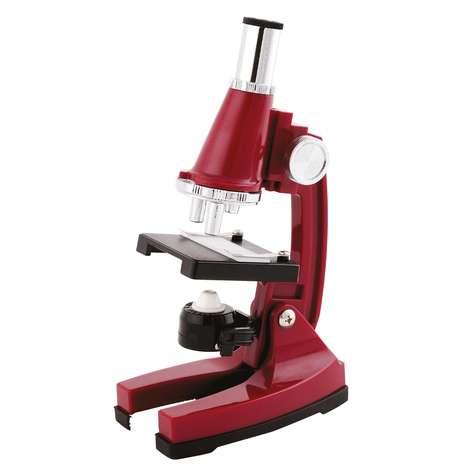 Mikroskop - Bordo