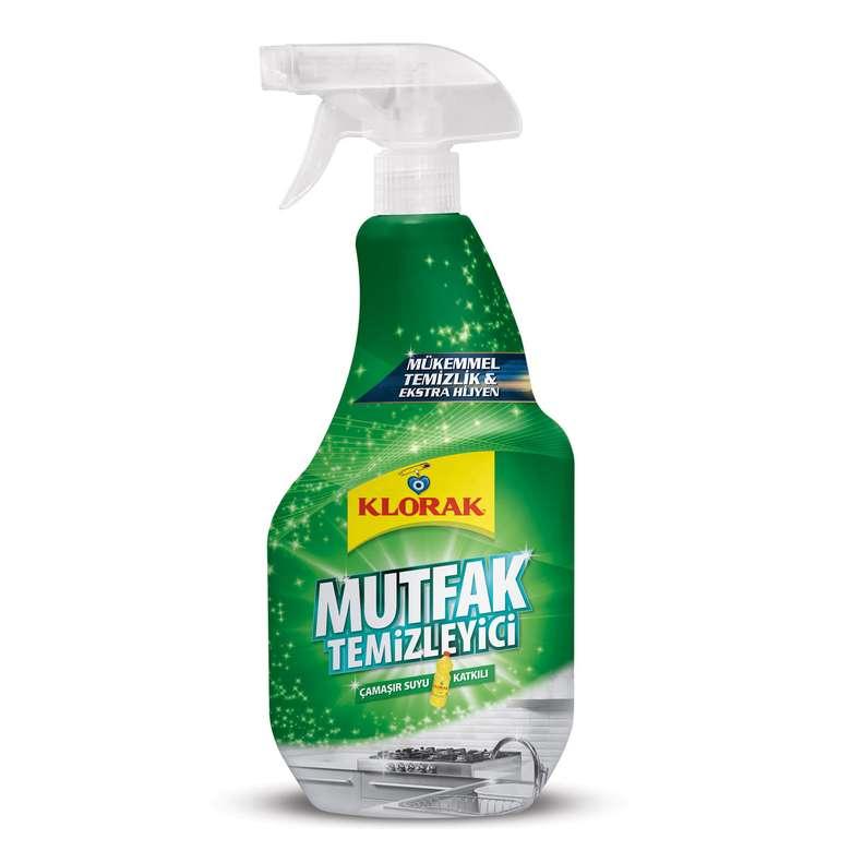 Klorak Sprey Mutfak Temizleyici 750 ml
