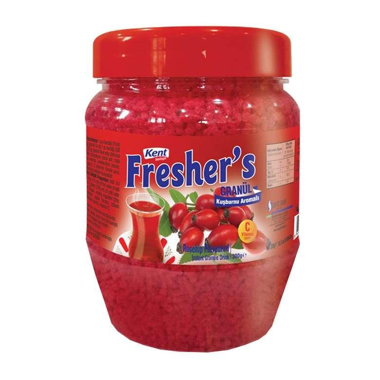 Fresher's Kuşburnu Toz İçecek 300 G