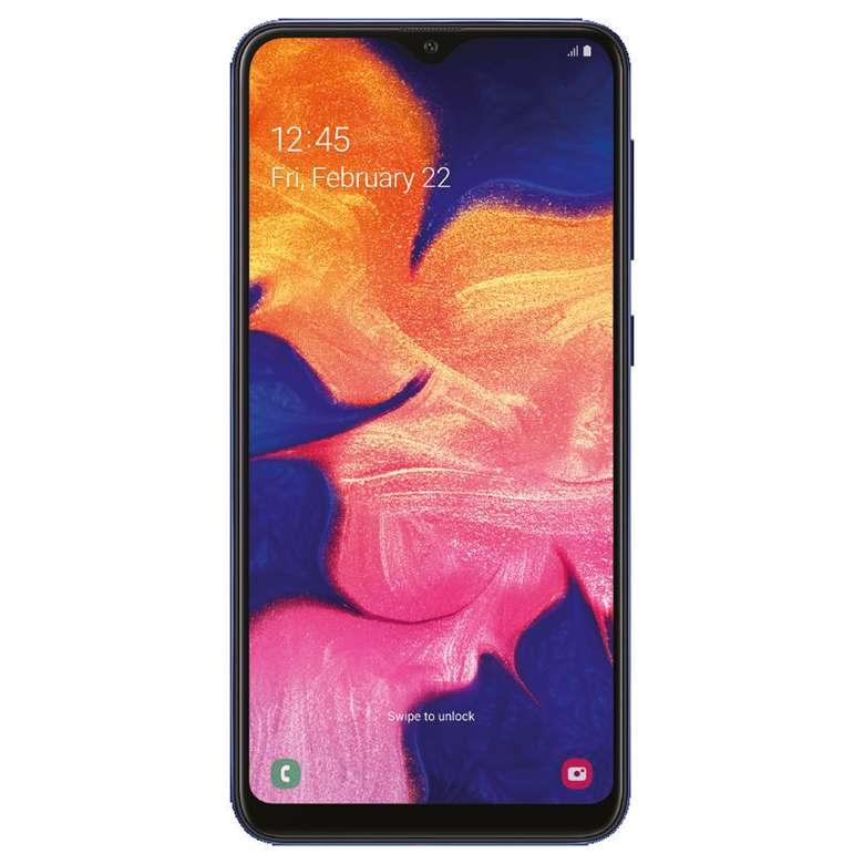 Samsung Galaxy A10 32 GB Cep Telefonu - Mavi