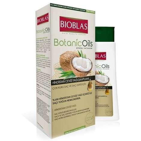 Bioblas Hindistan Cevizi Yağlı Şampuan 360 ml