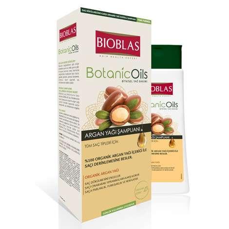 Bioblas Argan Yağlı Şampuan 360 ml