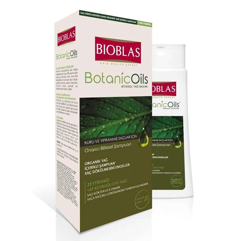 Bioblas Zeytinyağlı Şampuan 360 ml
