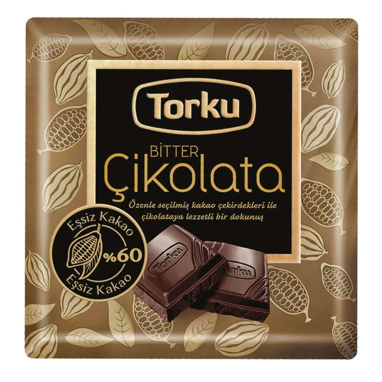 Torku 70 G Bitter Çikolata