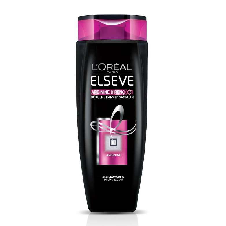 L'oreal Elseve  Dökülme Karşıtı Şampuan 520 Ml