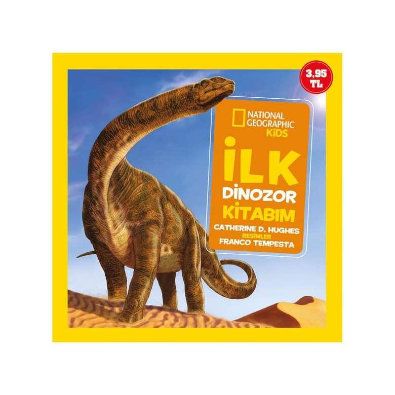 National Geographic İlk Dinozor Kitabım
