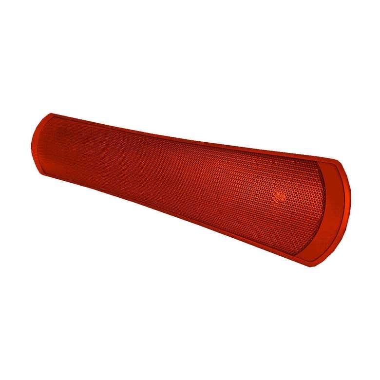 Piranha Bluetooth Hoparlör 7815 - Kırmızı