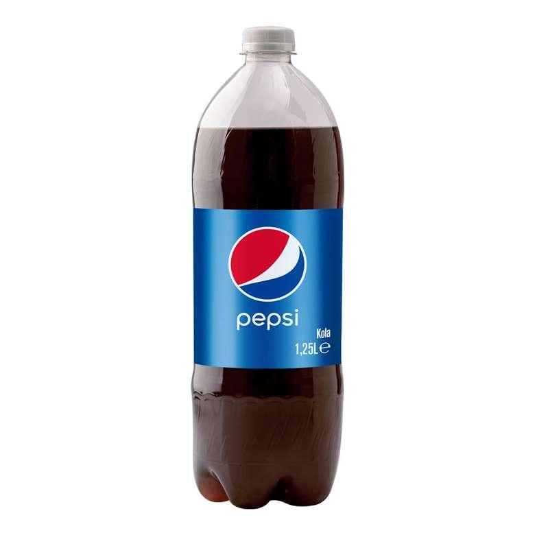 Pepsi Gazlı İçecek Kola 1,25 L