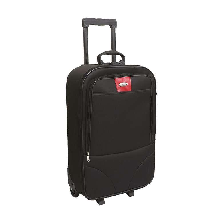Raboom Kabin Boy Kumaş Valiz/Bavul - Siyah