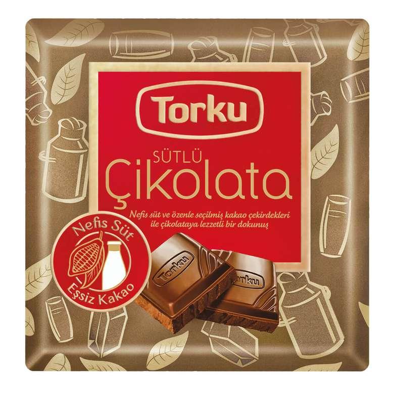 Torku 70 G Sütlü Çikolata