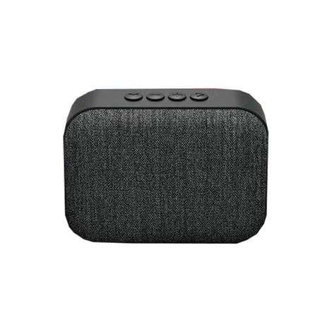 Piranha 7807 Bluetooth Hoparlör - Siyah