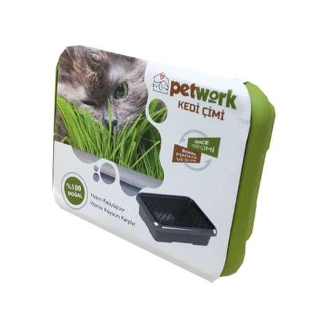 Petwork Yeşil Kedi Çimi