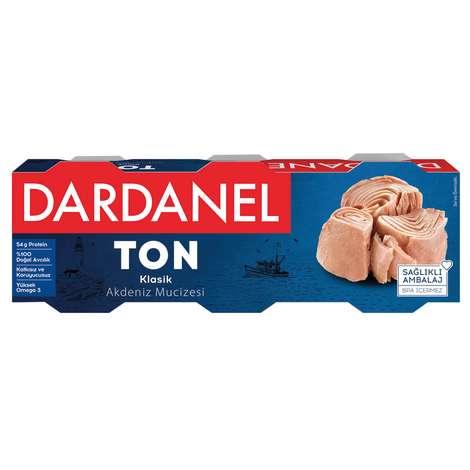 Dardanel Ton Konserve Balık 3x80 G