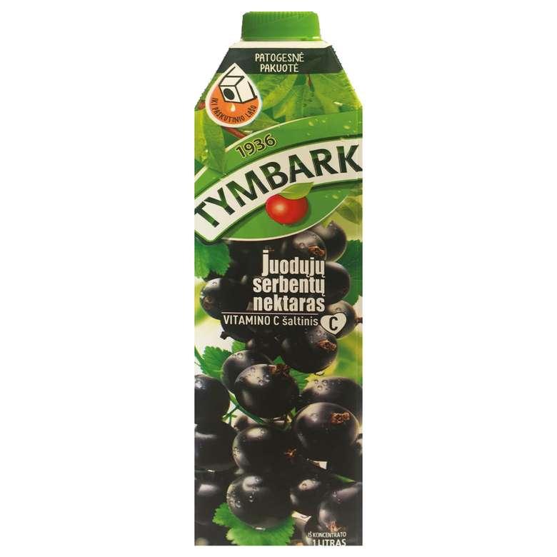 Tymbark Siyah Frenk Üzümlü Meyveli İçecek  1 L