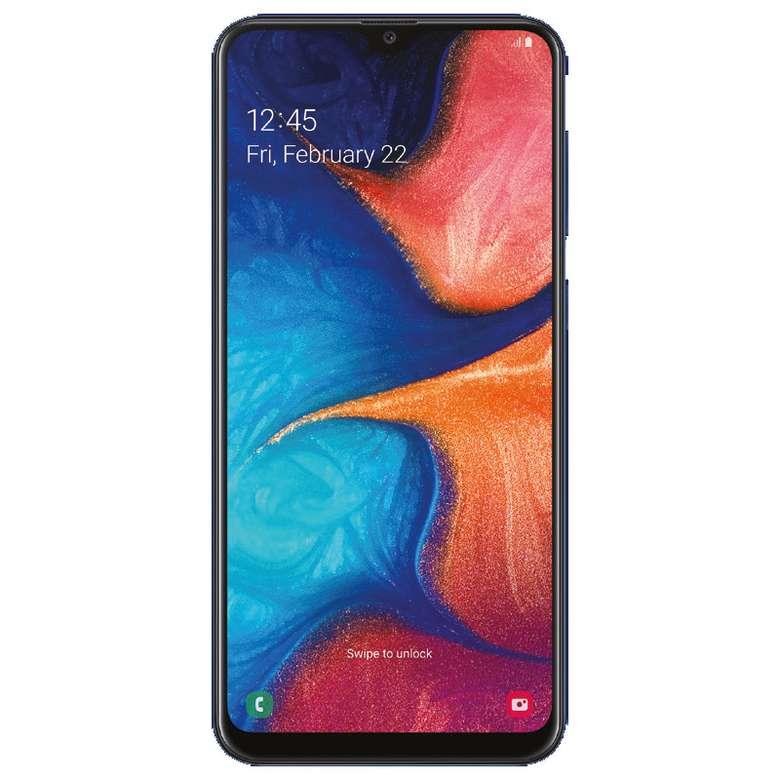 Samsung Galaxy A20 32 GB Cep Telefonu - Blue