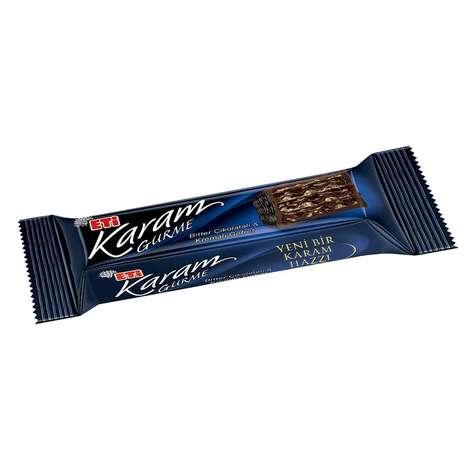 Eti Karam Gurme Bitter Çikolatalı Gofret 50 G