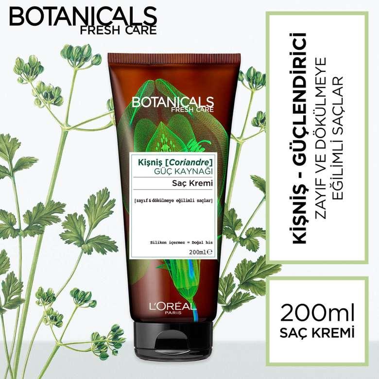 L'oreal Botanicals Kişniş Güç Kaynağı Saç Bakım Kremi 200 ml