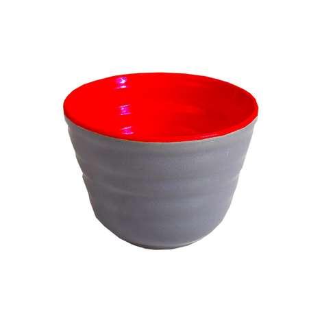 Keramika Çift Renkli Çerezlik
