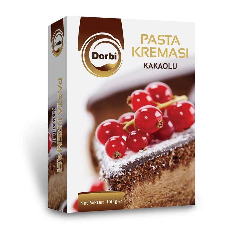 Pasta Kreması Kakaolu 150 G Dorbi