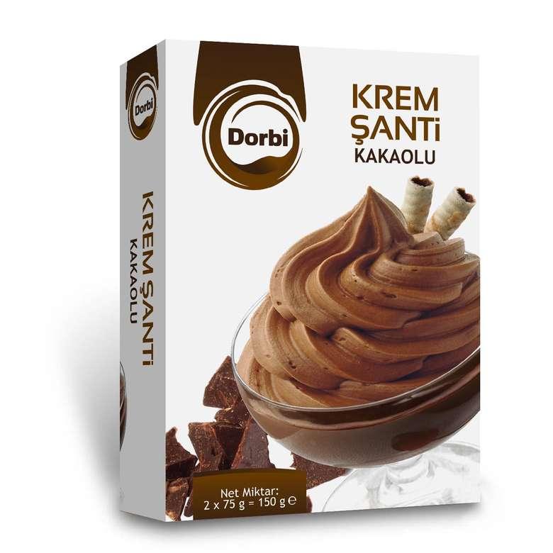 Dorbi Krem Şanti Kakaolu 150 G