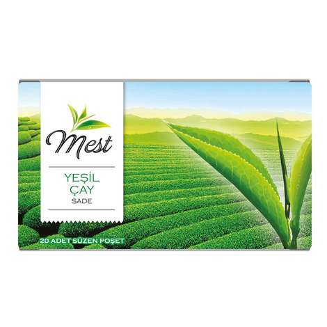 Çay Yeşil 20'li Mest