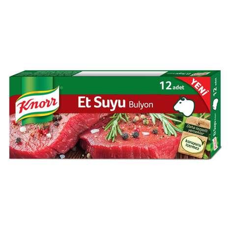 Knorr Et Suyu Bulyon 12'li