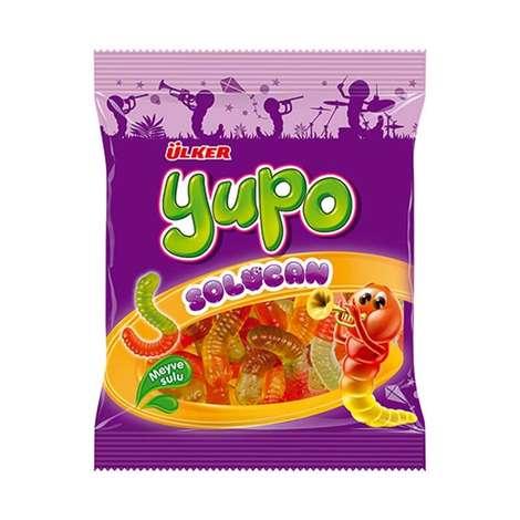 Ülker Yupo Jelly Solucan Yum.şeker 28 G/30